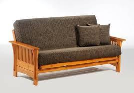 futon frames king of futons
