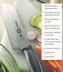 kitchen knives victorinox amazon com victorinox 46892 fibrox 3 chef s knife set