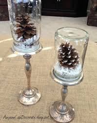 Pine Cone Home Decor 17 Awesome Diy Ideas With Jars And Cans For Home Decor Style