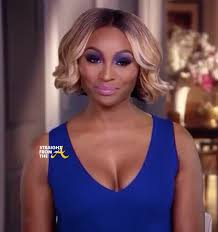 real housewives of atlanta hairstyles cynthia bailey rhoa confessional 2014 straightfromthea