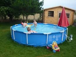 amenagement autour piscine hors sol piscine hors sol plastique swyze com
