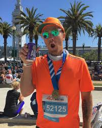 Sf Marathon Map Be The Change The San Francisco Marathon Race Recap
