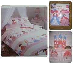 Single Girls Bed by Bnip Next Girls Little Princess Single Bed Set Next Girls