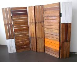pallet wall divider ideas photo room divider cube bookcase