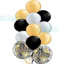 custom balloon bouquet delivery balloon bouquets archives my custom balloons