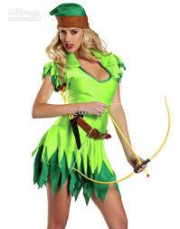 Female Robin Halloween Costume Halloween Costumes Women Peter Pan Costume Robin