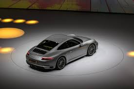 cars porsche 2017 2017 porsche 911 with new turbo makes debut at frankfurt motor