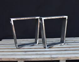 Coffee Table Legs Metal Coffee Table Legs Etsy