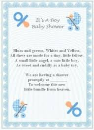 baby shower poems 19 best baby shower invitation images on baby shower
