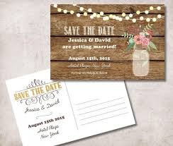 cheap save the date postcards wedding save the date postcards amanda crafts