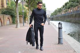 mens biker style boots how to wear chelsea boots the idle man