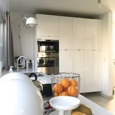 Küche Ikea Family  Ein Metod Küche Mit Hittarp Fronten In Elfenbeinweiß