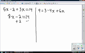 solving equations combining like terms youtube