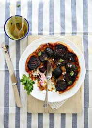 inspired by river cottage beetroot tart tatin recipe life by the