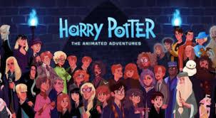 artist harry potter animated series