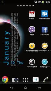 agenda widget plus apk xperia calendar widget 2 70 apk android personalization