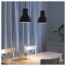 gray pendant light hektar pendant lamp dark grey 22 cm ikea