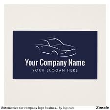 car service logo automotive car company logo business card template modern simple