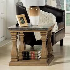 Shenandoah Furniture Manufacturer by Riverside Windhaven Chair Side Table Shenandoah Barnwood Hayneedle