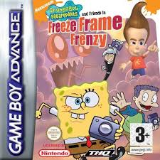 nicktoons freeze frame frenzy wiki guide gamewise