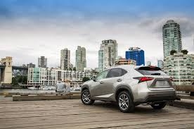 lexus nx 300h quattroruote styling size up 2015 lexus nx german competition motor trend wot