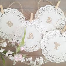 Shabby Chic Banner by 339 Best Craft Handmade Garlands Images On Pinterest Fabric