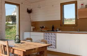 aufeminin com cuisine cuisine en bois virginie a réalisé une cuisine en bois