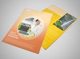 cleaning service brochure templates cleaning service flyer
