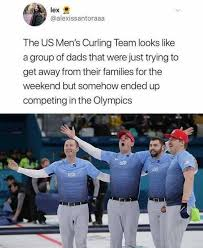 Memes About Dads - dopl3r com memes lex alexissantoraaa the us mens curling team
