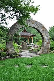 sublime garden gate decorating ideas for glamorous landscape asian