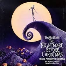 the nightmare before christmas soundtrack wikipedia