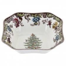 spode tree grove sq serving bowl 9 5 dishes