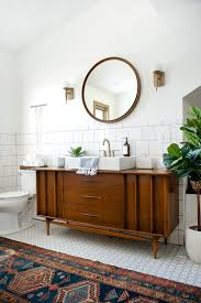 Vintage Bathroom Furniture Modern Vintage Bathroom Reveal Brepurposed