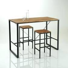 tables hautes cuisine piatement de table haute tables hautes cuisine table de bar haute