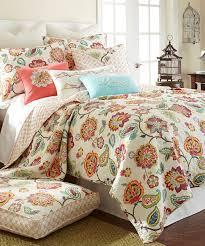 zulily home decor levtex home cascade quilt set zulily