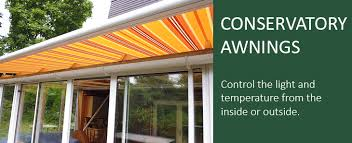 External Awning Blinds Conservatory Awnings Samson Awnings U0026 Terrace Covers