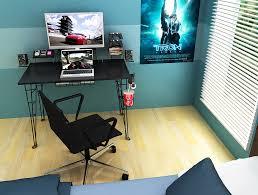 best gaming desk for 3 monitors 9 best gaming desks of 2018 comparison