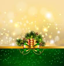 beautiful christmas background 04 vector free vector 4vector