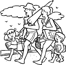 beach coloring pages 14 free printable coloring pages coloring