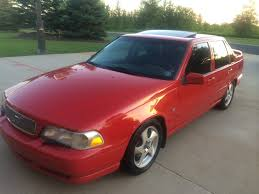 1998 volvo s70 t5 5 speed manual