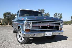 Old Ford Truck Types - 1967 ford f 100 project speed bump part 1