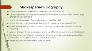 romeo and juliet william shakespeare shakespeare u0027s biography