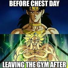 Dbz Gym Memes - dbz gym memes dbzgym memes instagram photos and videos