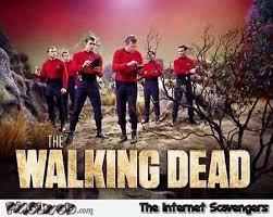 Funny Star Trek Memes - funny star trek the walking dead meme pmslweb