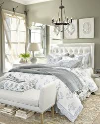 grey and white bedroom myhousespot com