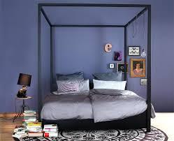 dunkles schlafzimmer edel schlafzimmer in violett bild 9 schöner wohnen