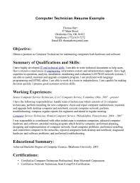 med tech resume sample resume technician resume template