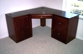 Corner Desk Cherry Wood Sauder Corner Desk Cherry Corner Desk And Hutch Sauder Beginnings