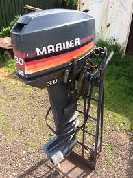 mariner 30 hp outboard engine in torquay devon gumtree