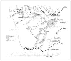 Rivers In Africa Map by The Okavango Delta And Its Place In The Geomorphological Evolution